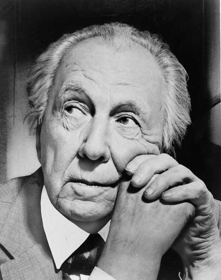 Frank Lloyd Wright | © Al Ravenna/WikiCommons