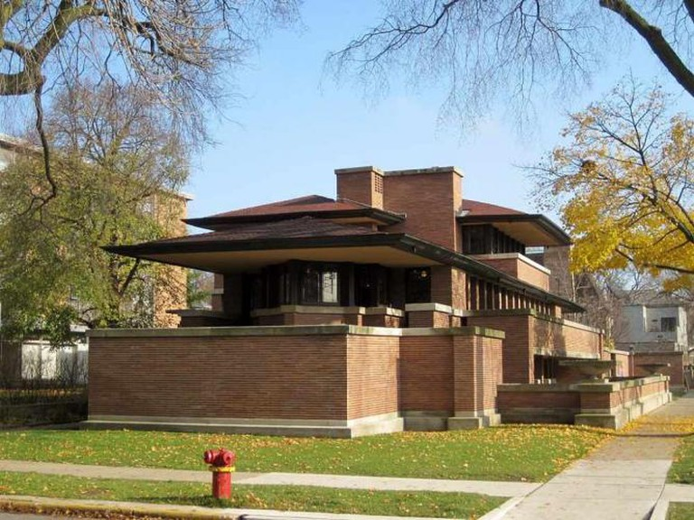 Frederick C. Robie House | © Teemu08/WikiCommons