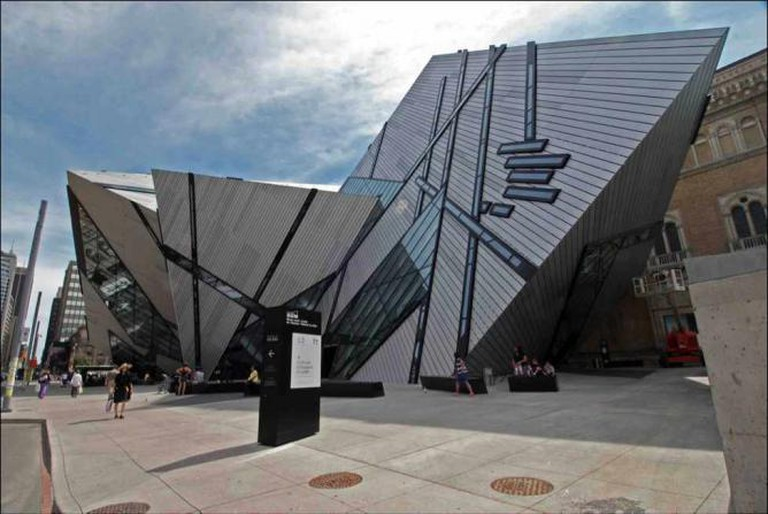 The Royal Ontario Museum (ROM) | © The City of Toronto/Flickr