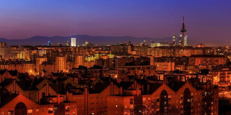 Madrid skyline | © barcex/Flickr