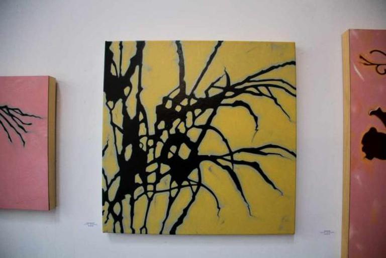 Painting from the MLA Gallery | © Amanda Hoskinson/mediamandy