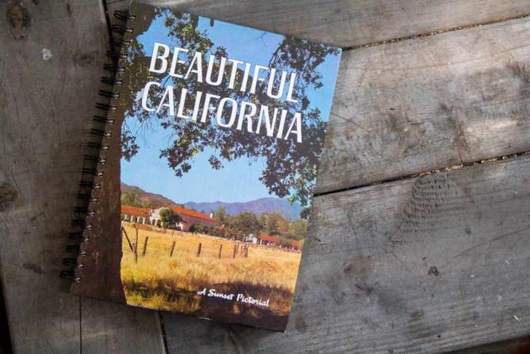 Reclaimed book journals at Brown Bag Books | © Amanda Hoskinson/mediamandy