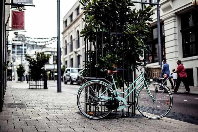 Hipster Transportation Vehicle   © Daniel Lee/Flickr