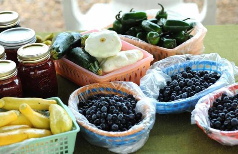 Greenville Farmer's Market | © JimmySmith /Flickr