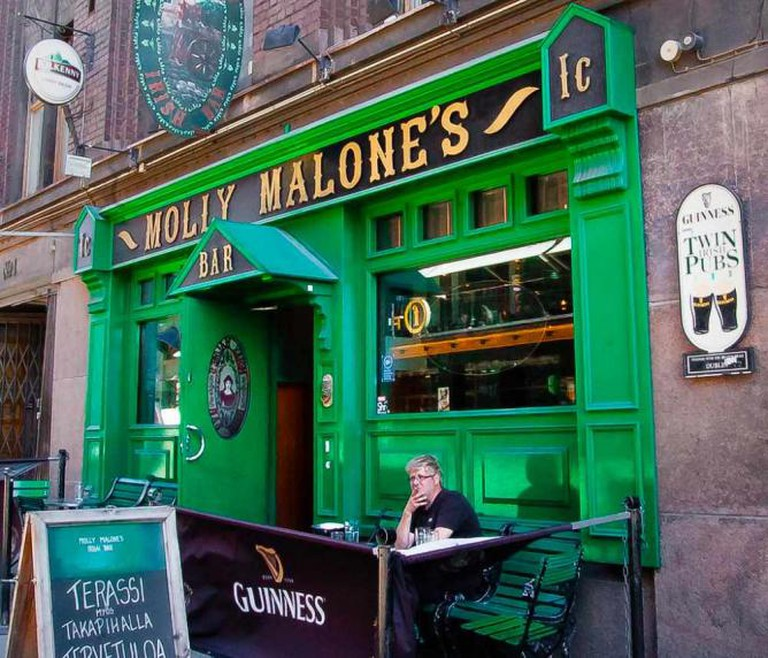 molly malone's ext