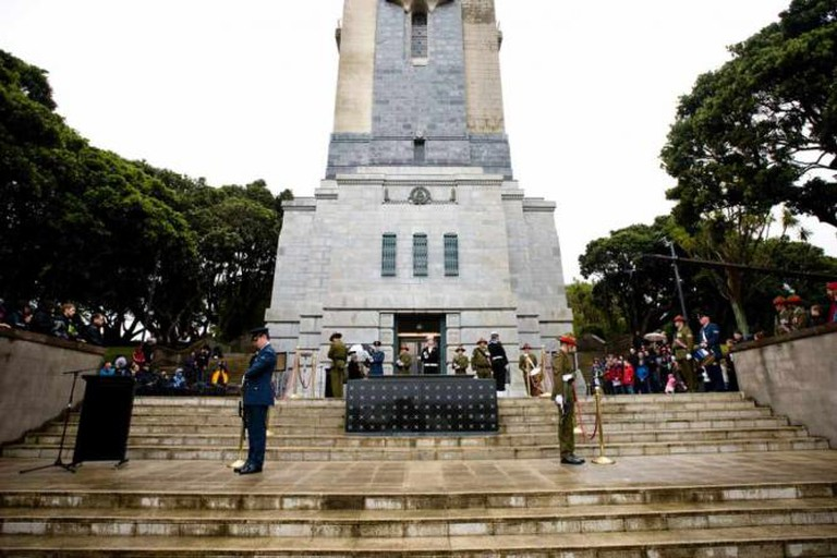 Tomb of the Unknown Warrior | © New Zealand Defence Force/Flickr