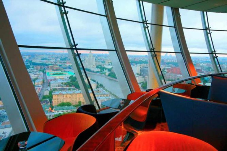 City Space Bar, Moscow | © Lavanda Green/WikiCommons