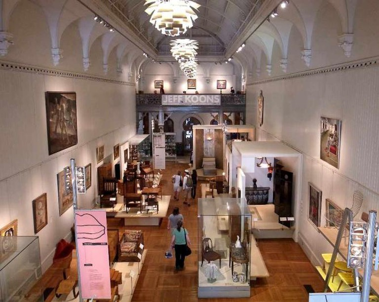 Brighton Museum and Art Gallery | © George Redgrave/Flickr