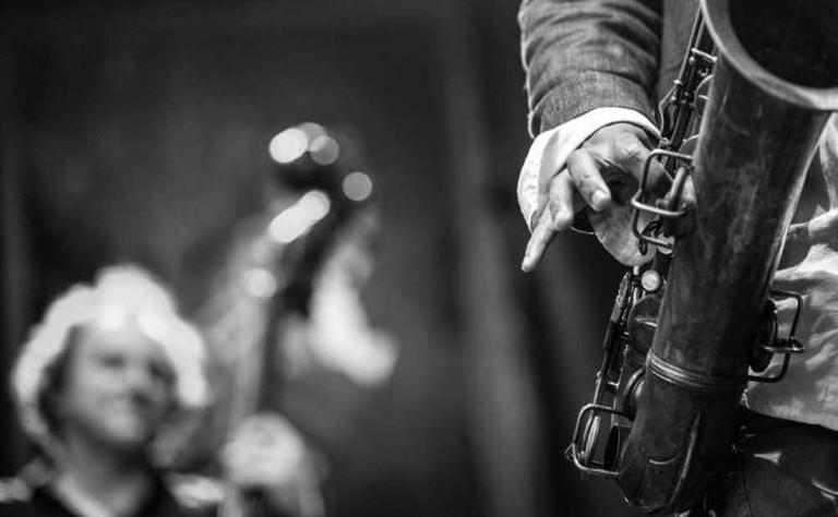 Jazz Performance | © Jimmy Baikovicius/Wikicommons