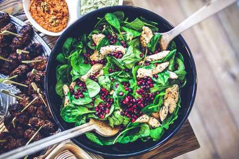 Healthy salad | © Karolina Grabowska/Pexels