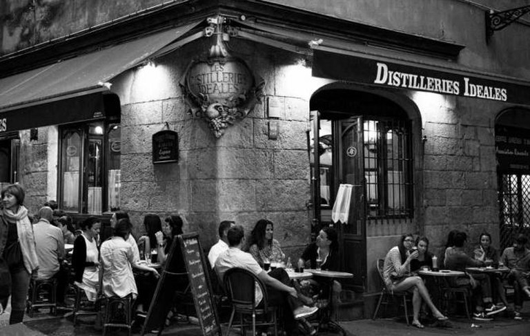 Les Distilleries Idéales | © Scratch_n_Sniff/Flickr