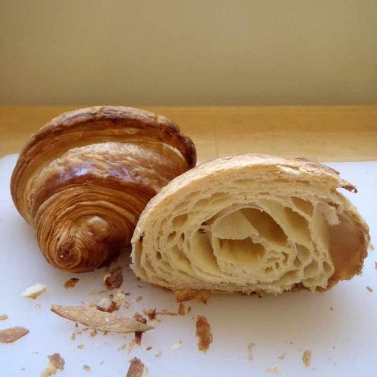 Croissant, nice and crispy   © Joy/Flickr