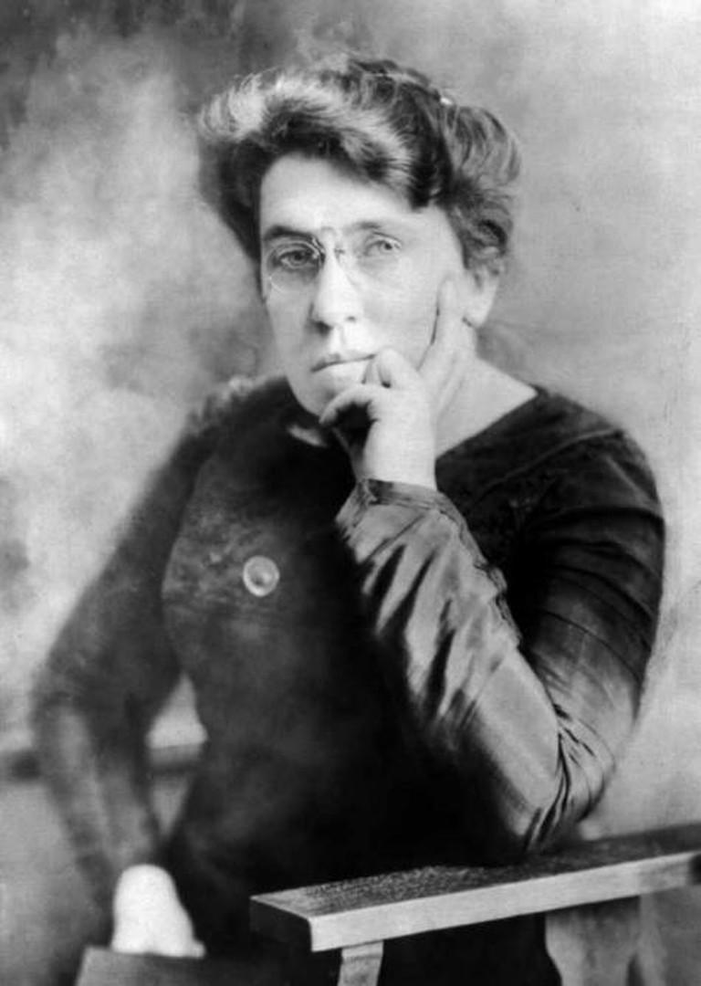 Emma Goldman | © T. Kajiwara/WikiCommons