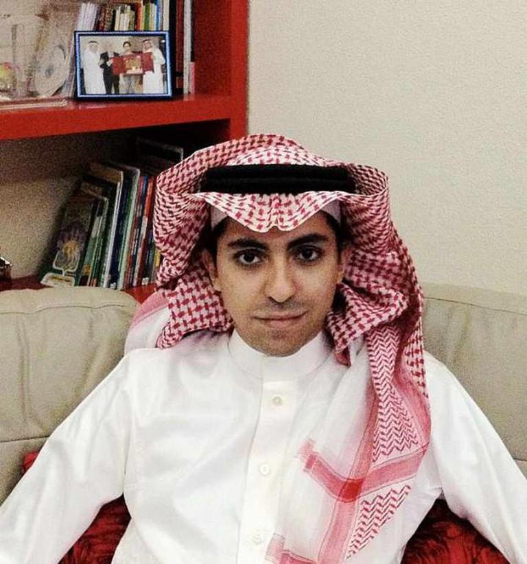 Raif Badawi | © Ensaf Haidar/WikiCommons