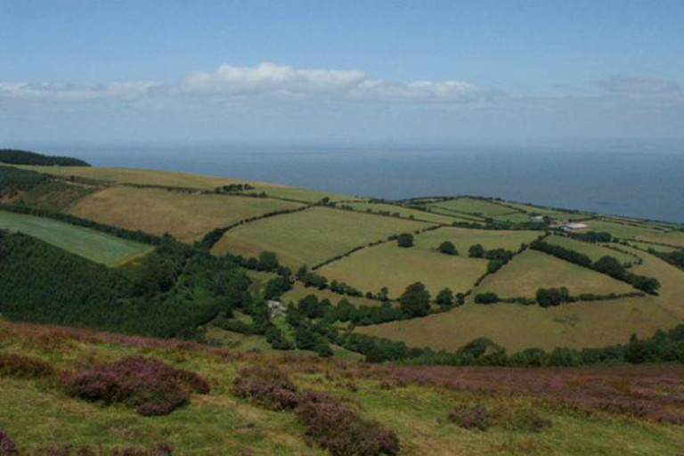 Somerset and South Wales | © Pierre Terre/Geograph