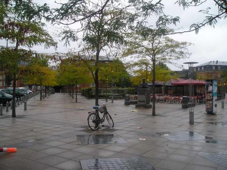 Gunnar Nu Hansen's Square
