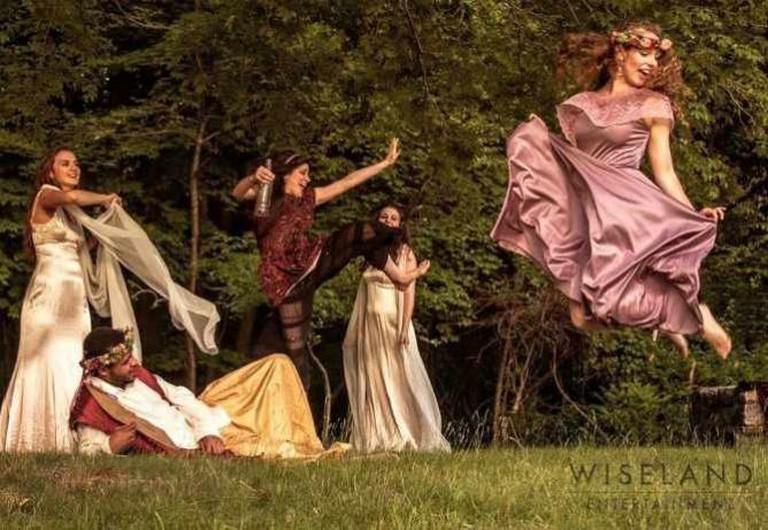 Image Courtesy of Wiseland Entertainment