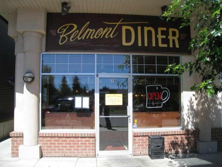 Belmont Diner | © Mack Male/Flickr
