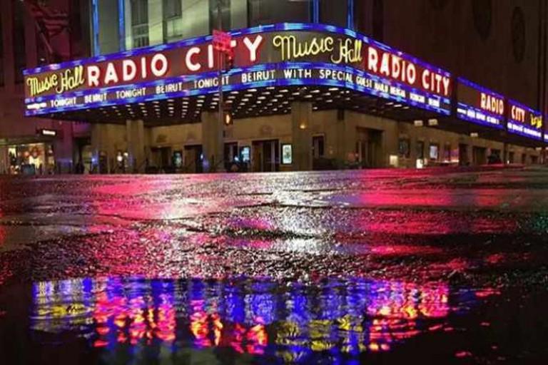Beruit at Radio City Music Hall