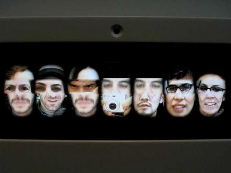 Instalacion Audiovisual con Intervencion del Espacio/Tiempo Urbano | © Original Hamster/Flickr