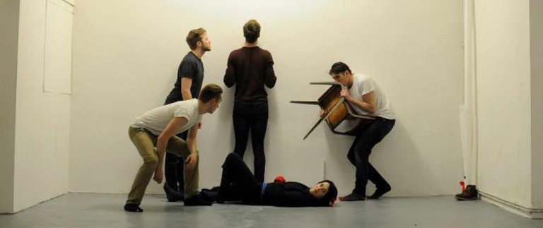 Empty Deck Theatre Workshop | Courtesy of Empty Deck