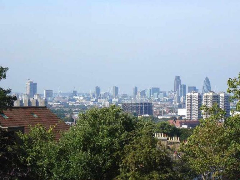 The view from Telegraph Hill, Brockley | © Squarespace