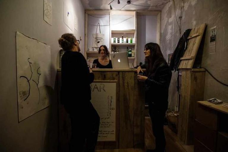 The bar at Deptford Cinema | © Deptford Cinema