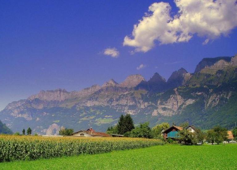 Switzerland | © Francisco Antunes/Flickr