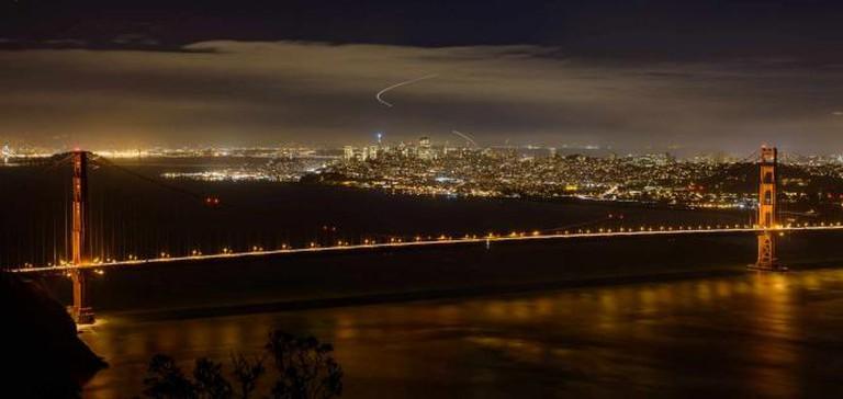 San Francisco Night | © Jawed/Wikipedia