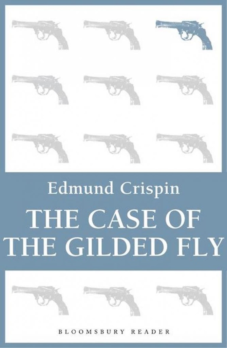 The Case of the Gilded Fly | © Bloomsbury