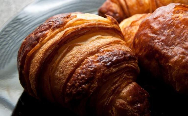 Warm Croissants   © Erik Junberger/Flickr
