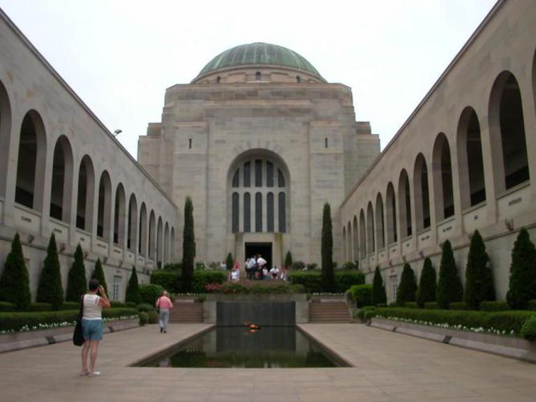 Australian War Memorial | © Todd Horner/Flickr