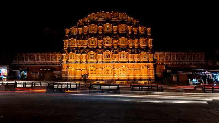 Hawa Mahal, Jaipur | © Kannan Muthuraman/Flickr