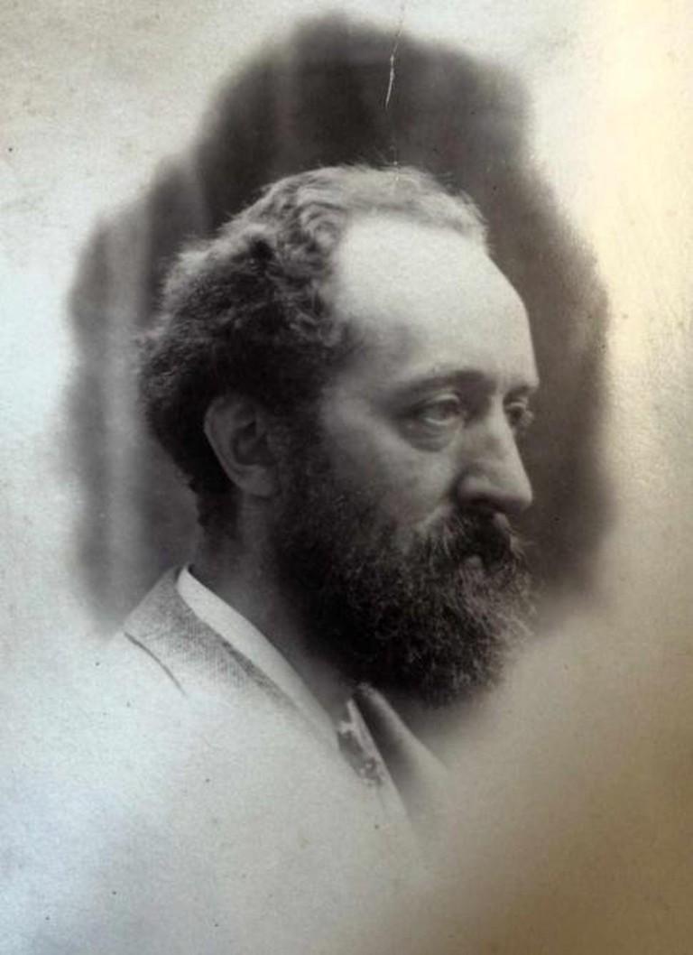 Henry Holiday courtesy of Muncaster Castle archive