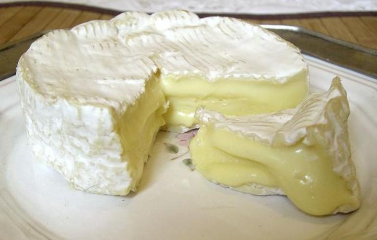 Camembert I © NJGJ / WikiCommons