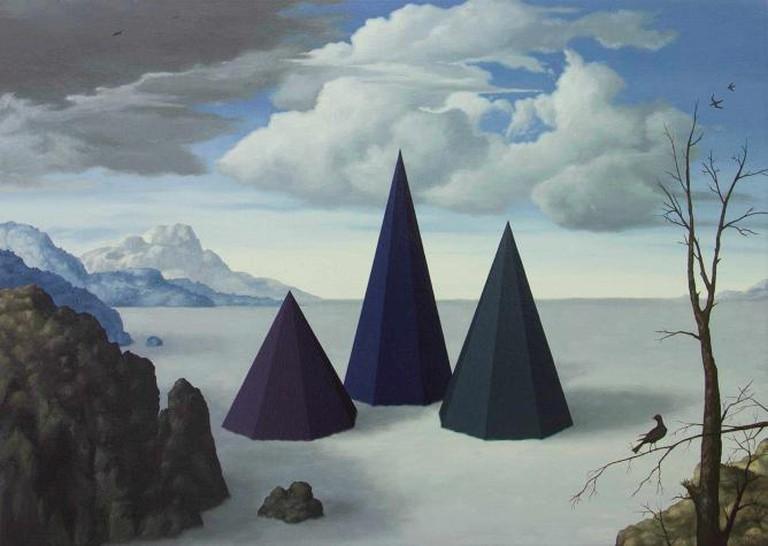 FOCUS: Latin America | Max Gómez Canle 'Oscuridades' | Courtesy of Art Toronto