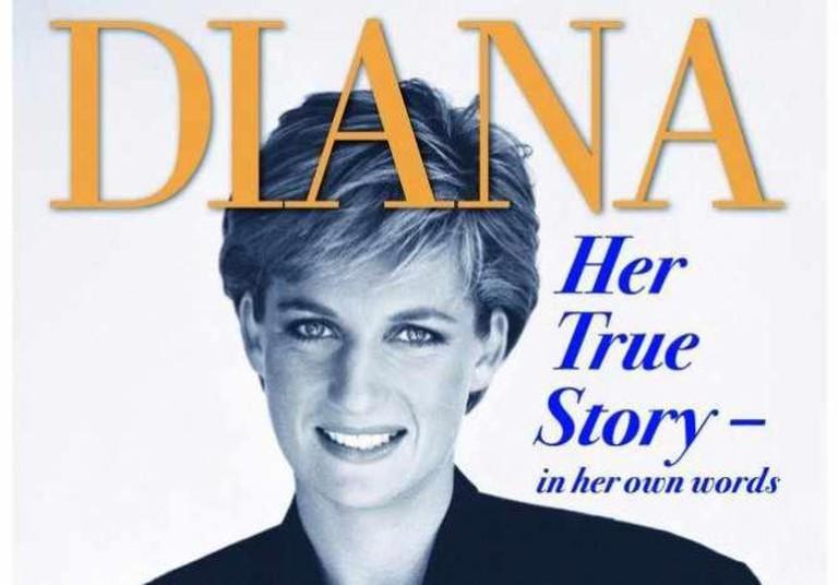 Diana: Her True Story - in Her Own Words   © Michael O'Mara Books Ltd.