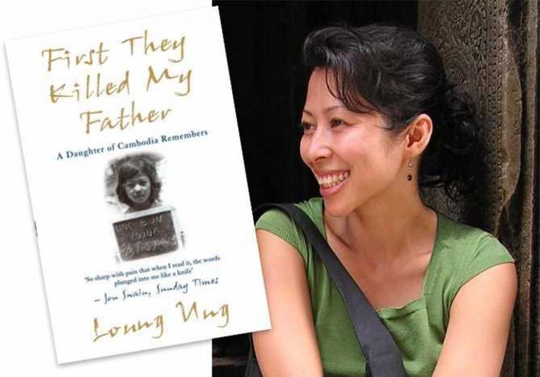 First They Killed My Father: A Daughter of Cambodia Remembers   © Mainstream Publishing / Loung Ung   © RogerK/WikiCommons