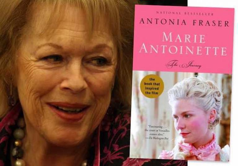 Marie Antoinette   © Phoenix (an Imprint of The Orion Publishing Group Ltd) / Antonia Fraser   © englishpen/Flickr