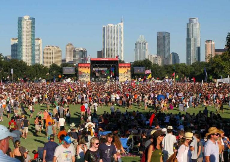 Austin City Limits at Zilker Park