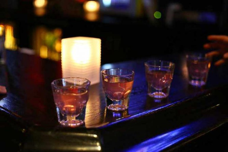 shots in a mineapolis bar © ncs1984/Flickr