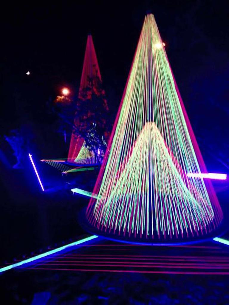 conical pyramids © Emily Boleware