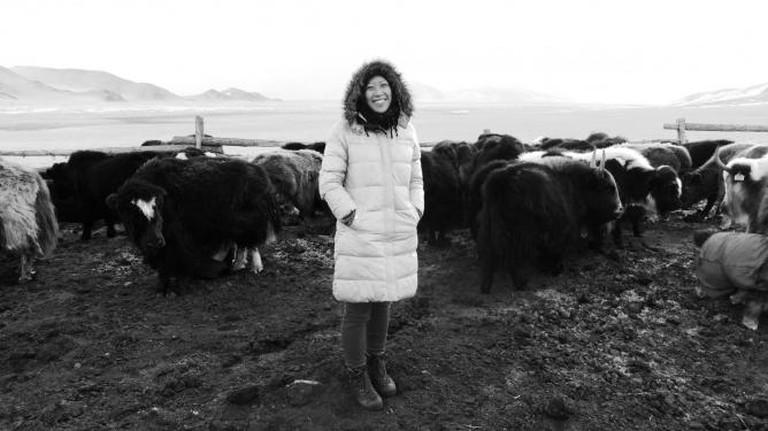 Tengri only uses Mongolian yak wool | Courtesy of Tengri