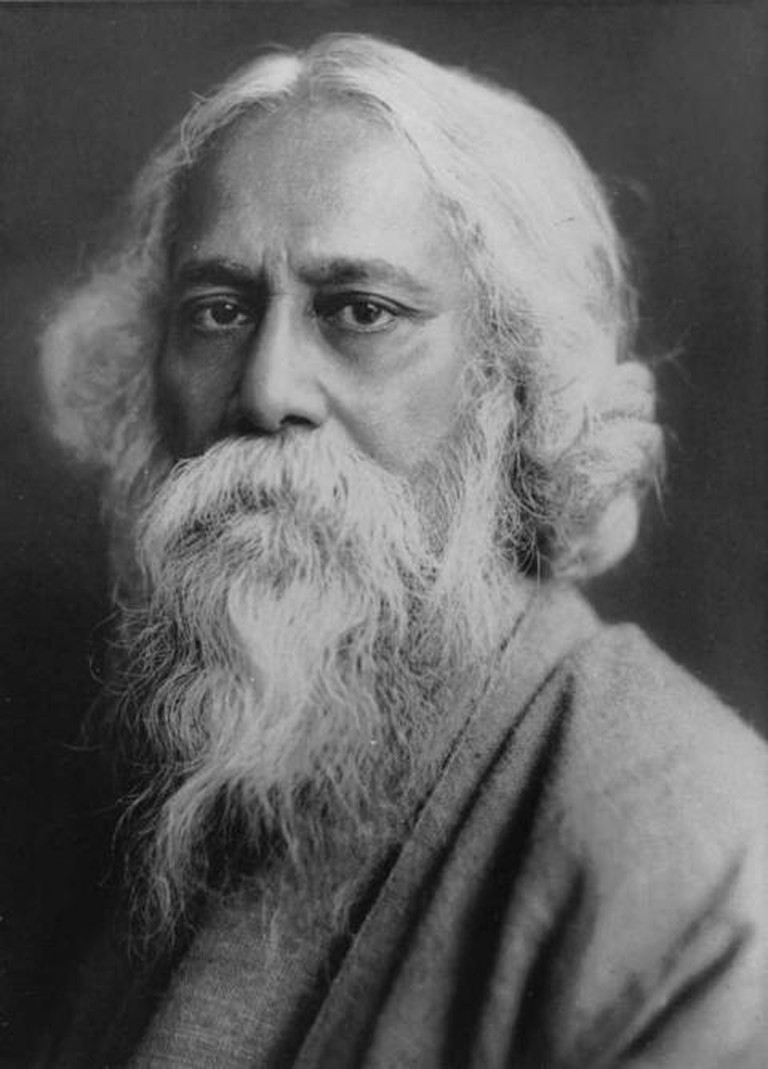 Rabindranath Tagore | © unknown author/WikiCommons