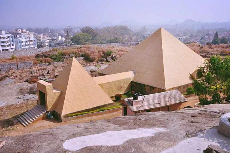 Gonda Hill, Rock Gardens   © Biswarup Ganguly/WikiCommons