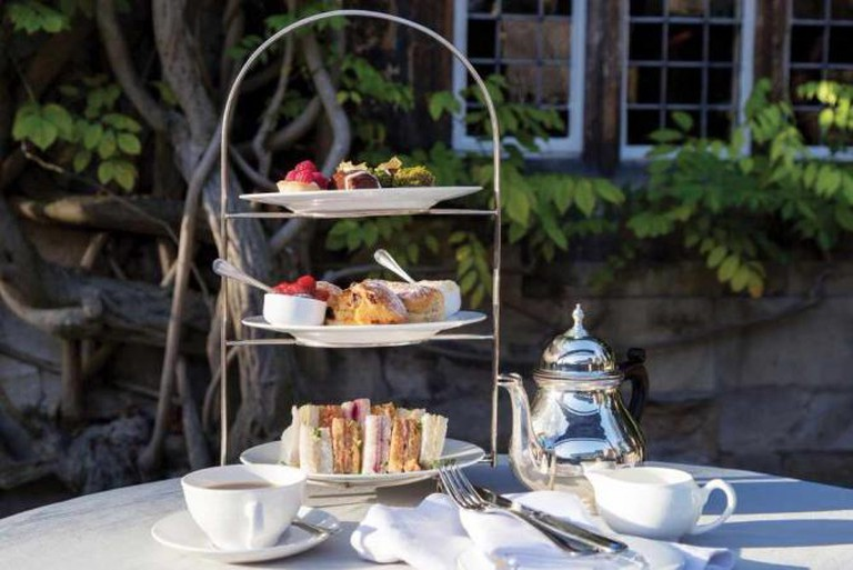 Afternoon Tea| Courtesy of The Old Parsonage Hotel