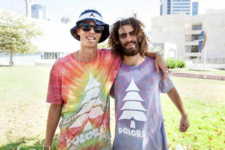 Lior Pinto and Itamar Kessler © DOLORES