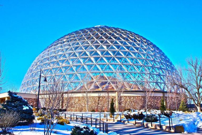 Desert Dome at the Henry Doorly Zoo and Aquarium