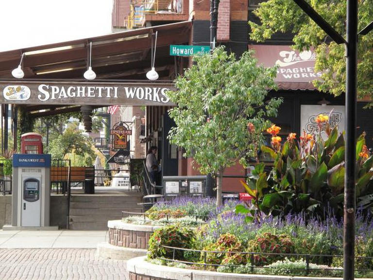 Spaghetti Works in the Old Market