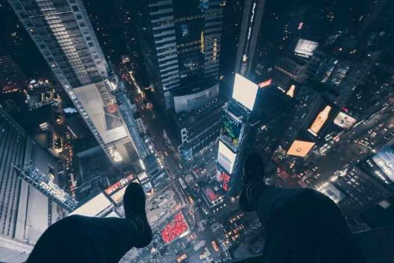 New York From Above | Image Courtesy of Humzadeas.com